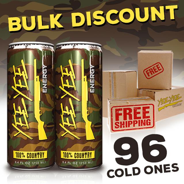 Yee Yee Energy Bulk Discount
